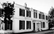 Weston Under Penyard, The Wye Hotel c.1965