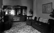Weston Under Penyard, The Wye Hotel, The Hall c.1955
