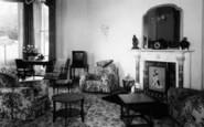 Weston Under Penyard, The Wye Hotel, The Lounge c.1955