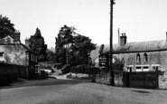 Weston Under Penyard, Weston Cross c.1955