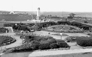 Whitley Bay, view of the Links c1951