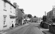 Photo of Whitwell, High Street c1960