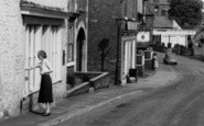 Whitwell, High Street c.1960