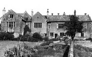 Photo of Whitwell, the Old Hall c1965