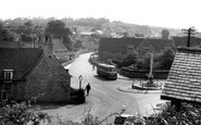 Photo of Whitwell, the Square c1965
