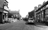 Photo of Whitwell, Welbeck Street c1965