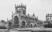 Wigan, All Saints Church c1960