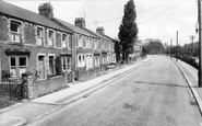 Willington, Dene View c1955