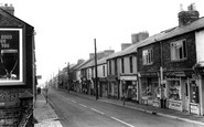 Willington, High Street c1960