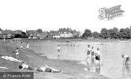 Wimbledon, Rushmere Pond c.1955