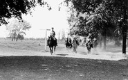 Wimbledon, The Horse Walk, The Common c.1955