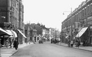 Wimbledon, Wimbledon Hill Road c.1955