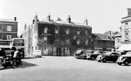 Wimborne, the Square c1955