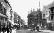 Winchester, Buttercross 1893
