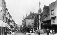 Winchester, Buttercross 1899