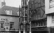 Winchester, Buttercross 1906
