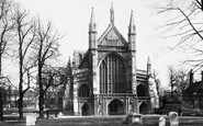 Winchester, Cathedral 1886