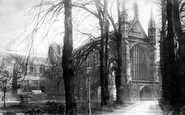 Winchester, Cathedral 1896