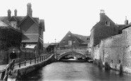 Winchester, City Bridge 1906