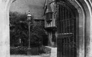 Winchester, Close Gate 1906