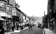 Winchester, High Street 1896