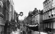 Winchester, High Street 1899