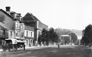 Winchester, St Giles Hill 1899