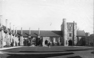 Winchester, The Hospital, St Cross 1886