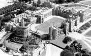 Windsor, Castle c1960