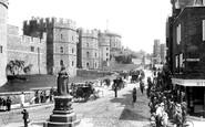 Windsor, Castle Hill 1914