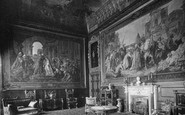 Windsor, Castle, the Audience Chamber 1923