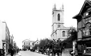 Windsor, Church Of St John The Baptish 1895