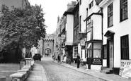 Windsor, Church Street 1964