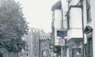 Windsor, Church Street c.1960