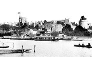 Windsor, From The River Thames 1890
