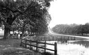 Windsor, Great Park, Long Walk 1914