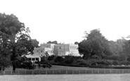 Windsor, Great Park, Royal Lodge 1937