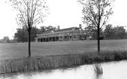 Windsor, Great Park, York Club c.1960