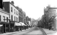Windsor, Peascod Street 1906