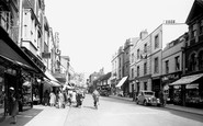 Windsor, Peascod Street 1937