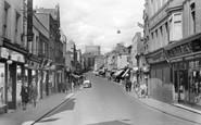 Windsor, Peascod Street 1949