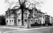 Windsor, Princess Christian's Nursing Home 1906