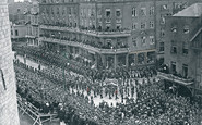 Windsor, the funeral of King Edward VII 1910