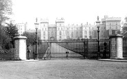 Windsor, The Sovereign's Entrance 1895