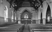 Witley, King Edward's School Chapel 1931