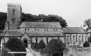 Wolsingham, Parish Church Of St Mary And St Stephen c.1955