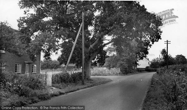 Woodcote, Crays Pond c.1955