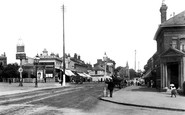 Woodford Green, High Road 1903