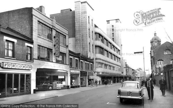 Woolwich, Powis Street c.1965
