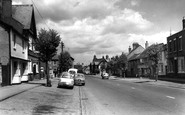 Wootton Bassett, High Street c1965